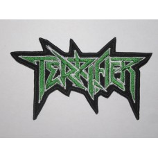 TERRIFIER patch embroidered