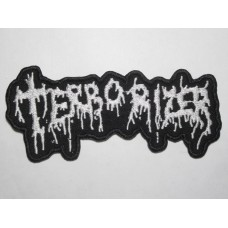 TERRORIZER patch embroidered