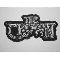 THE CROWN patch embroidered