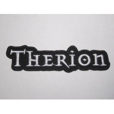 THERION patch embroidered