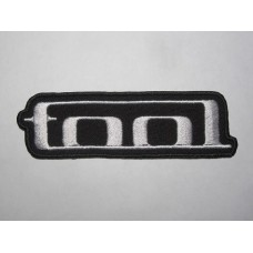 TOOL patch embroidered