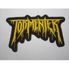 TORMENTER patch embroidered