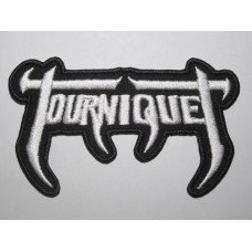 TOURNIQUET patch embroidered