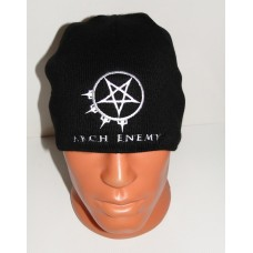 ARCH ENEMY beanie hat embroidered logo
