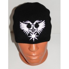 BEHEMOTH beanie hat embroidered logo