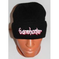 BONEHUNTER beanie hat cuffed embroidered logo