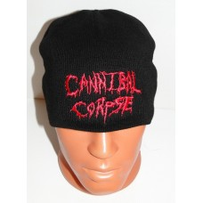 CANNIBAL CORPSE beanie hat embroidered logo