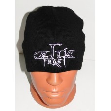 CELTIC FROST beanie hat embroidered logo