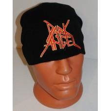 DARK ANGEL beanie hat embroidered logo