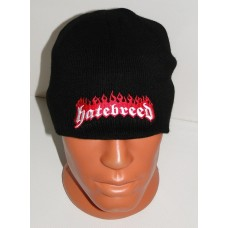 HATEBREED beanie hat embroidered logo