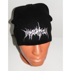 IMMOLATION beanie hat embroidered logo