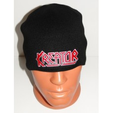 KREATOR beanie hat embroidered logo