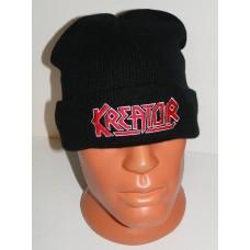 KREATOR beanie hat cuffed embroidered logo