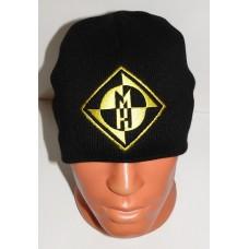 MACHINE HEAD beanie hat embroidered logo