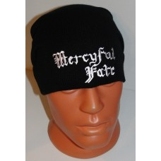 MERCYFUL FATE beanie hat embroidered logo