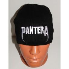 PANTERA beanie hat embroidered logo