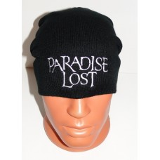 PARADISE LOST beanie hat embroidered logo