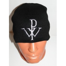POWERWOLF beanie hat embroidered logo