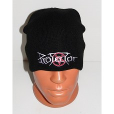 PROTECTOR beanie hat embroidered logo