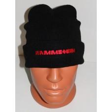 RAMMSTEIN beanie hat cuffed embroidered logo