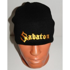 SABATON beanie hat embroidered logo