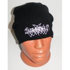 SACRAMENTUM beanie hat embroidered logo