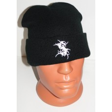 SEPULTURA beanie hat cuffed embroidered logo