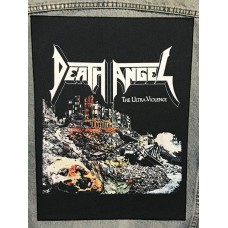 DEATH ANGEL back patch printed The Ultra-Violence