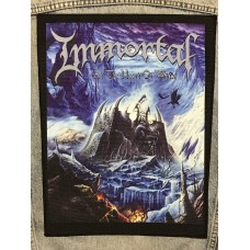 IMMORTAL back patch printed At the Heart of Winter