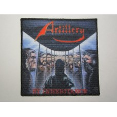 ARTILLERY patch printed By Inheritance