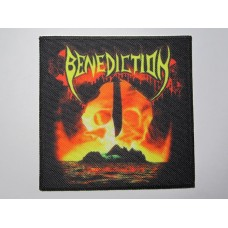 BENEDICTION patch printed Subconscious Terror
