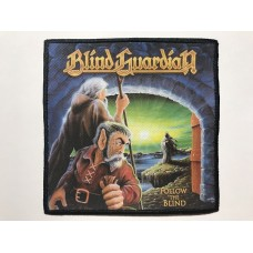 BLIND GUARDIAN patch printed Follow The Blind