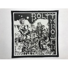 BOLT THROWER patch printed In Battle There Is No Law