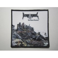 DEATH ANGEL patch printed The Ultra-Violence