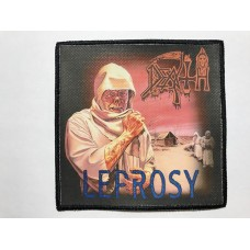 DEATH patch printed Leprosy