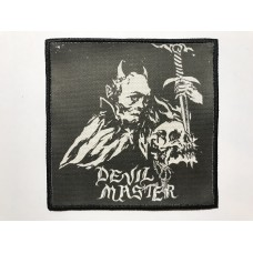 DEVIL MASTER patch printed