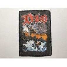 DIO patch printed Holy Diver