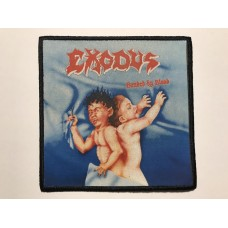 EXODUS patch printed Bonded By Blood