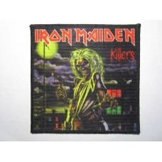 IRON MAIDEN patch printed Killers