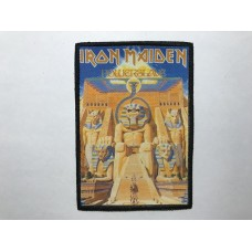 IRON MAIDEN patch printed Powerslave