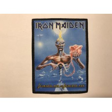 IRON MAIDEN patch printed Seventh Son Of A Seventh Son
