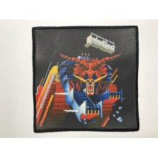JUDAS PRIEST patch printed Defenders Of The Faith