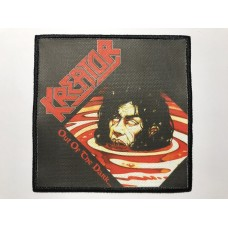 KREATOR patch printed Out Of The Dark