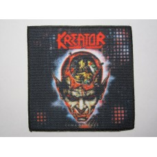 KREATOR patch printed Coma Of Souls