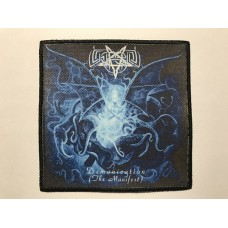 LUCIFERION patch printed Demonication (The Manifest)