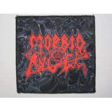 MORBID ANGEL patch printed
