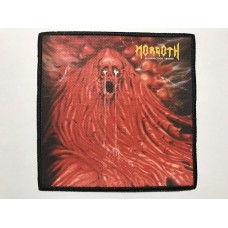 MORGOTH patch printed Resurrection Absurd