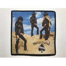 MOTORHEAD patch printed Ace Of Spades