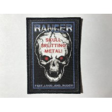 RANGER patch printed Fast Loud And Rude