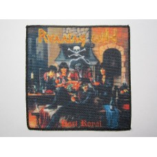 RUNNING WILD patch printed Port Royal